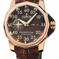 prices for corum watches buy a corum watch at a bargain price at corum 947 942 55 0002 ag42 admirals cup competition in rose