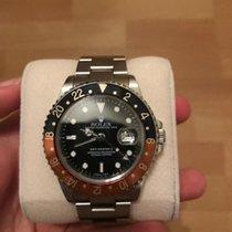 Rolex Original Rolex Tropical Coke Inlay GMT II 16710 /16700