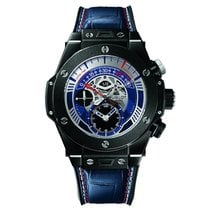 Hublot Big Bang Unico Ceramic Chronograph Retrograde UEFA EURO...