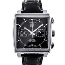 TAG Heuer Monaco Automatic Chronograph 39 Black