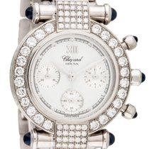 Chopard 38/3157-23 Imperiale Chronograph in White God with...