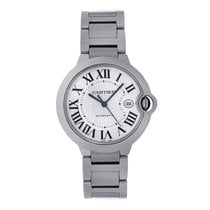 Cartier Ballon Bleu 42mm Stainless Steel Watch