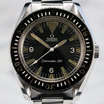 Omega SEAMASTER 300 BIG TRIANGLE - 1039 w/ 516 links 1968 Vintage