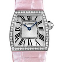 Cartier La Dona 18K Solid White Gold Diamonds