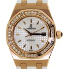 Audemars Piguet Royal Oak Lady 77321or.zz.d010ca.01 Red Gold...