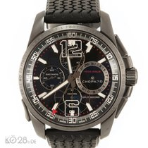 Chopard Mille Miglia GT XL Chrono 168513-3002 DLC 44mm Papers...