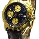 Breitling Chronomat 18 Kt 750er Gold Ref. K13050.1 1998 Box+...