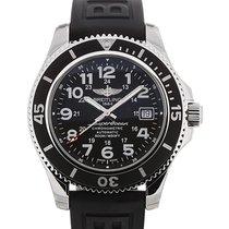 Breitling Superocean II 42 Automatic Black Dial