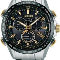 Seiko Astron SSE007J1 Elegante Herrenuhr GPS Empfang f....