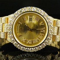 Rolex 18K Mens 23.75 Ct Yellow Gold Rolex Presidential...