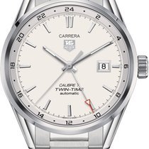 TAG Heuer Carrera Twin Time 41mm war2011.ba0723