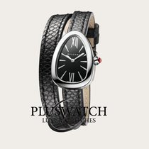 Bulgari Serpenti 27mm Quartz Black  Dial