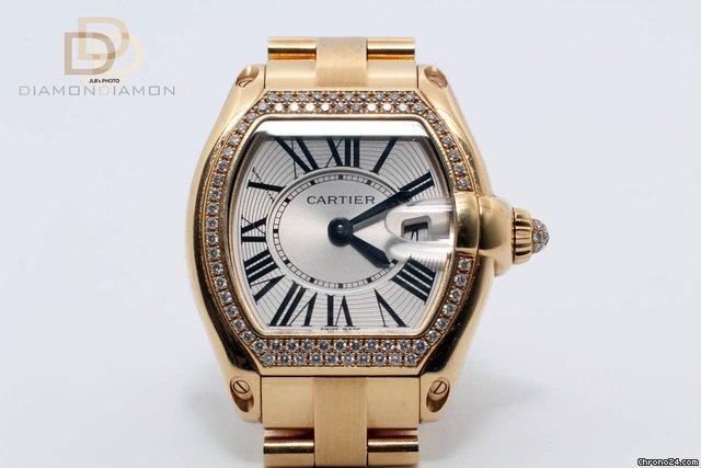 Cartier Roadster Uhr