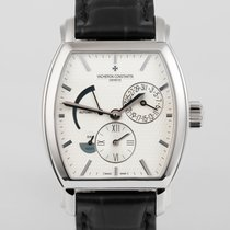 "Vacheron Constantin Malte Dual Time White Gold ""Full Set"""