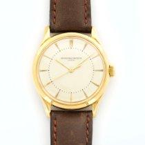 Vacheron Constantin Yellow Gold Automatic Strap Watch