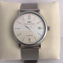 IWC Portofino Automatic Mash Bracelet