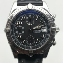 Breitling Chronomat BLACK DIAL 40MM PERFECT CONDITION