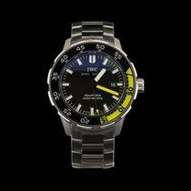 IWC Aquatimer 44mm Stainless Steel Mens Watch