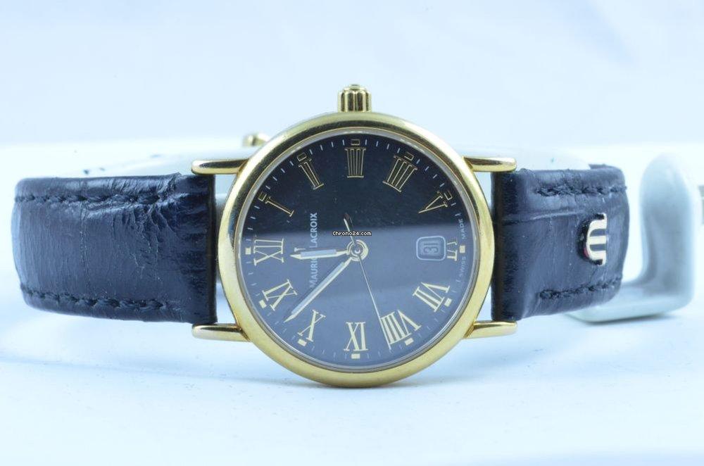Uhren Kölbel maurice lacroix les classiques damen uhr stahl stahl 25mm for s
