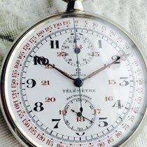 Omega Télémètre pocket chronograph Taschen-Chronograph