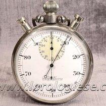 Leonidas Split Chronometer / Ratrappante Pocket Watch Iba Berlin