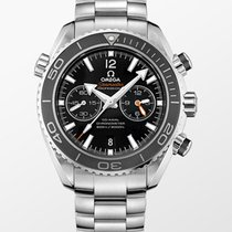 Omega Seamaster Planet Ocean 600 M Omega Co-Axial  Chronograph
