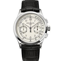 Patek Philippe PP5170G Complications Silvery White Dial 39.4mm...