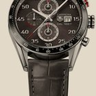 TAG Heuer 41 Carrera Calibre 1887 Automatic Chronograph 43 mm
