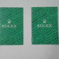 Rolex 2 TRANSLATION BOOKS 565.00.6  565.00.6V