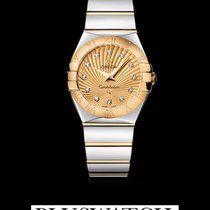 Omega CONSTELLATION QUARTZ 27 MM 123.20.27.60.58.002