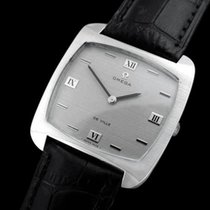 Omega 1970 De Ville Full Size Mens Retro Ultra Thin TV Watch -...