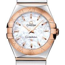 Omega Constellation Polished 24mm 123.20.24.60.05.003