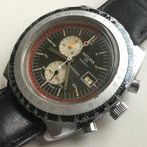 Breitling / Sicura Chronograph  Original from 1971   Vintage