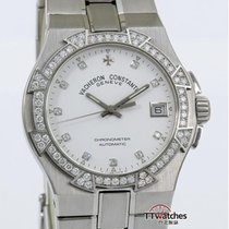 江诗丹顿 (Vacheron Constantin) Overseas Automatic Diamond Bezel...