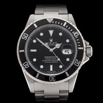 Rolex Submariner Stainless Steel Gents 16610 - W3579
