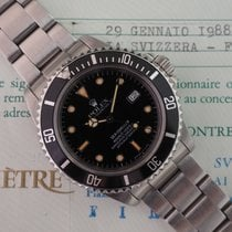 Rolex SEA-DWELLER Ref. 16660 Box and Papers
