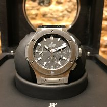 Hublot Big Bang Chronograph 44mm Steel B&P