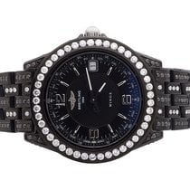 Breitling Unisex 38 Mm Breitling Chronometre Wings Automatic...