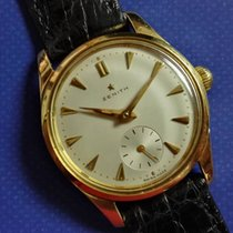 "Zenith ""little star"" 18 kt gold yellow caliber 106..."