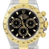 ロレックス (Rolex) デイトナ Daytona  YG Black Dial  116523