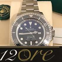 Rolex Sea-Dweller Deepsea Blue James Cameron New