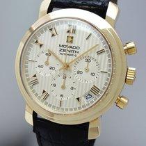 Movado -Zenith El Primero 3019 PH 14k/ 585 Gold very rare...