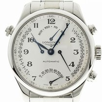 론진 (Longines) Master Collection 41mm L27154786 Automatic...