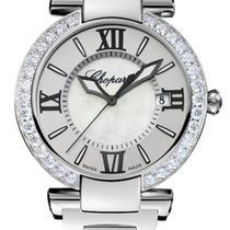 Chopard Imperiale Stainless Steel, Diamonds & Amethyst...