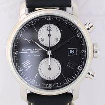 Baume & Mercier Classima Executives Chronograph 42mm black...