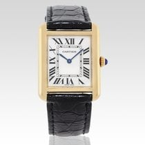 Cartier Classic Tank Louis 18K Solid Yellow Gold