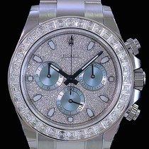 Rolex Daytona 116567t Platinum Ice
