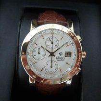 Girard Perregaux GP 7000 Chronograph in 18 Karat Gold mit...