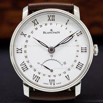 Blancpain 6653q-1127-55b 6653Q Villeret Ultra Slim Date 30...