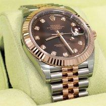 ロレックス (Rolex) Datejust 41mm 126331 Jubilee 18k Rose Gold /ss...